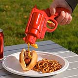 fun accessory for barbecues and barbecues